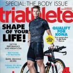 Travis McKenzie on the cover of Triathlete Magazine