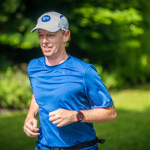 Jeremy Wilson training camp for Ironman Canada